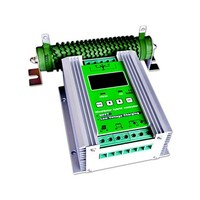 12/24V 1400W MPPT Wind Solar Hybrid Booster Charge Controller Auto Apply for 800W 600w Wind+600W 400W Solar with Dump Load