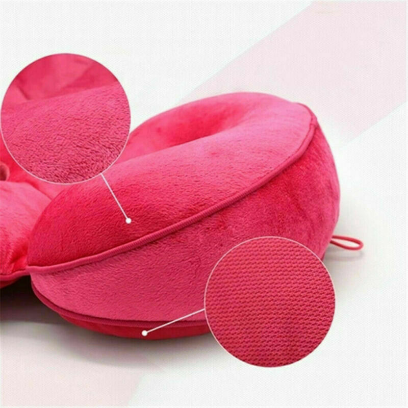 US STOCK 2019 New 6colors Dual Comfort Cushion Lift Hips Up Seat Cushion On Sale OFF