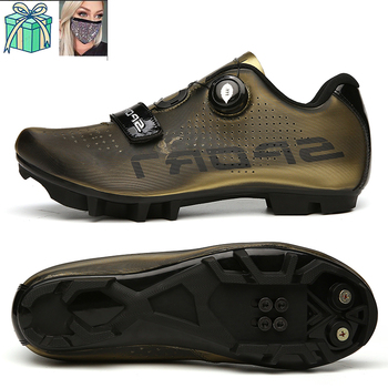 New Style Speed Shoes Men MTB Outdoor Sports Bicycle Shoes Self-locking Road Bike Shoes Professional Racing Bicycle Sneaker 8