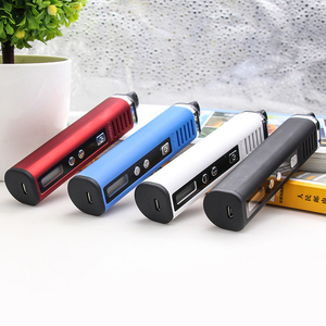 Image 2 - 원래 휴고 증기 Pathfinder V2 II 2 건조 허브 왁스 기화기 키트 2200mAh 전자 담배 증기 펜 가변 온도 Vape 펜