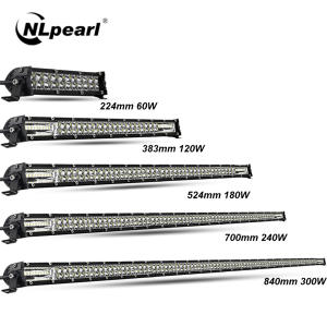 Nlpearl Led-Bar Comb...