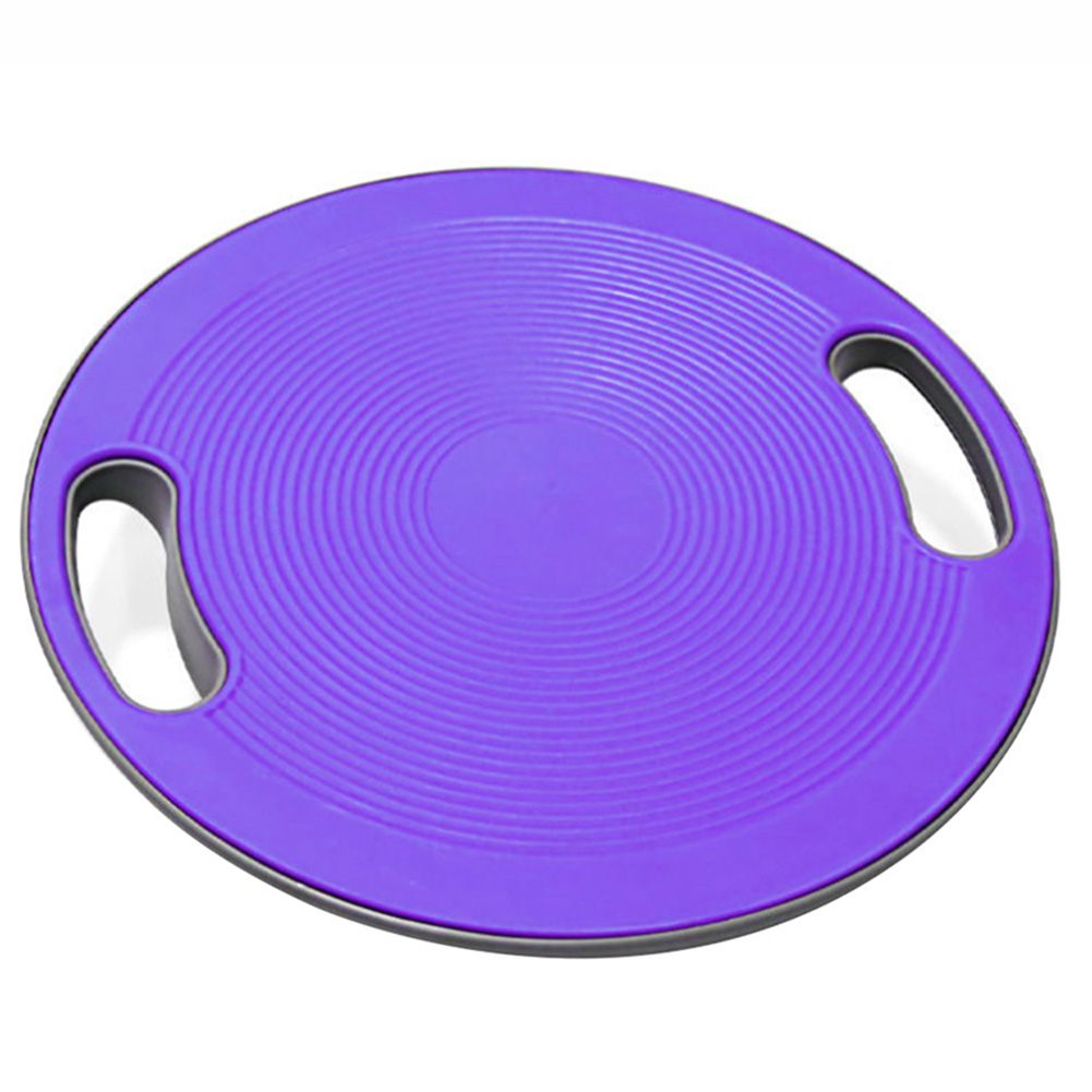 NEW Wobble Balance Board Exercise Stability Trainer Portable Balance Board with Handle for Workout|Integrated Fitness Equipments|   - title=