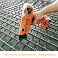 Аппаратные инструменты полностью автоматическая арматурная связывающая машина для зарядки интеллектуальная арматурная связывающая маши...