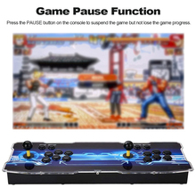 9S+ Arcade Console 2020 in 1 2 Players Control Arcade Games Station Machine Joystick Arcade Buttons HD VGA Output USB for PC TV