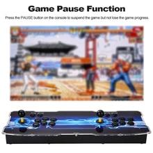 9s + arcade console 2020 em 1 2 jogadores estação de jogos arcade controle máquina joystick arcada botões saída hd vga usb para tv pc
