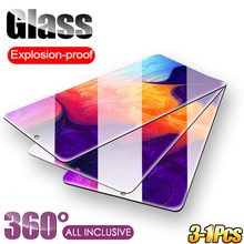 Tempered Glass For Samsung Galaxy A51 Screen Protector A 51 Glass A20E A40 A30 A60 A50 A80 A70 A90 M20 M30 A9 2018 A20 Protect