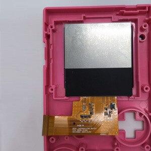 Image 3 - استبدال شاشة LCD أطقم ل GBP شاشة الخلفية مع الشريط كابل ل نينتندو GBP شاشة LCD عالية ضوء غمبد وحدة التحكم جديد