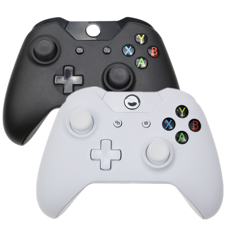 Wireless game controller For Xbox One game Controller For Xbox One S Console For X box One For Windows 7 8 10 PC Joystick(China)