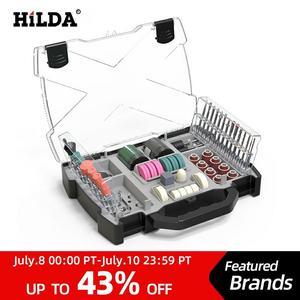 HILDA Dremel Accessories Set R