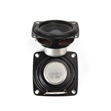 SOTAMIA 2 adet 52MM Mini taşınabilir ses tam aralıklı hoparlörler 4 Ohm 10W DIY ses Bluetooth müzik hoparlörü ev sineması hoparlör