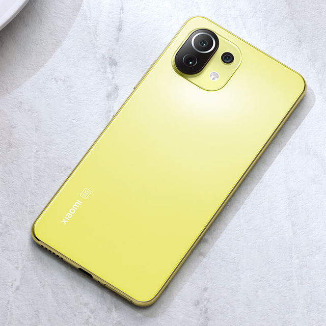 New Global Version Xiaomi Mi 11 Lite 5G Smartphone 6GB+128GB Snapdragon 780G Eight Core 64MP NFC AMOLED Full Screen 90HZ Refresh 5
