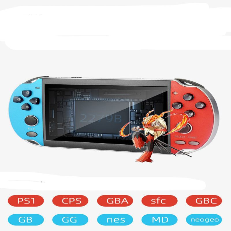 cheapest BL-883 Portable Retro Games Handheld Game Console 8-Bit Game Machine Arcade Games Built-in 240 Classic Games Gift for Kids Boy