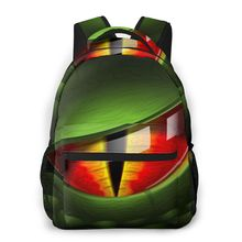 Cartoon Dragon Eye Backpack…