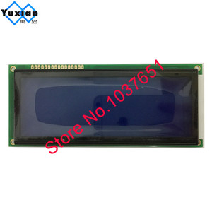 Image 3 - 1 adet büyük büyük karakter lcd ekran paneli 2004 20*4 yeşil mavi 146*62.5mm HD44780 LC2042 AC204B SBS02004A0 kaliteli