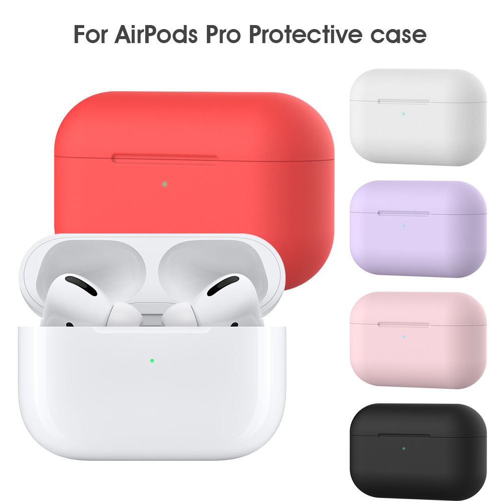 Silicone Shockproof Case for AirPods Pro 29