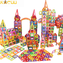 1 Pcs Magnetic Building Blocks Standard Size 24 Different Types Kids Educational Toys DIY Blocks Magnets Toys for Children tanie tanio KACUU Other BIG SIZE Magnetic Blocks Triangle Square  4-6 M 7-9 M 14Y 10-12 M 0-3 M 19-24 M 13-14Y 7-9Y 4-6Y 13-18 M