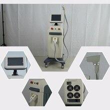 Высокое качество лазерная машина для удаления волос 808nm диодный лазер сопрано лазер средство для удаления волос оборудование подходит для всех типов кожи