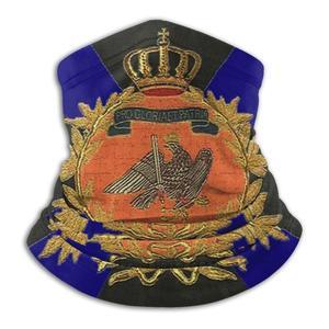 Пруссии Орел .. полка битва флаг, Эра 1813, езды на велосипеде, мотоцикле и Головные уборы моющиеся с шарфом теплые уход за кожей лица маска Пруссии