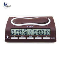 Bond professionnel électronique horloge d'échecs numérique jeu d'échecs compte à rebours minuterie sport horloges compétition Bonus PQ9903