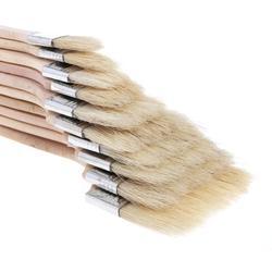 Drewniany pędzel do farb olejnych artysta akrylowy akwarela gwasz Panit dostaw sztuki