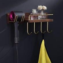 Многофункциональная настенная подвесная стойка для хранения