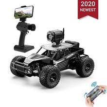 RC Car 2.4GHz climbing Car Remote Control Car with 720P HD FPV Camera 1/16 Scale Off-Road Remote Control Truck
