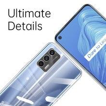 Alta qualidade clara caixa do telefone para oppo a94 a95 4g 5g câmera lente proteção ultrafinos transparente macio tpu capa traseira funda capa
