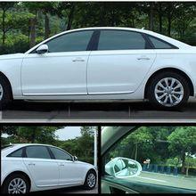 Car-Window-Tint-Film Privacy Solar-Protection Anti-Heat-Auto Glare-Control Dark-Black