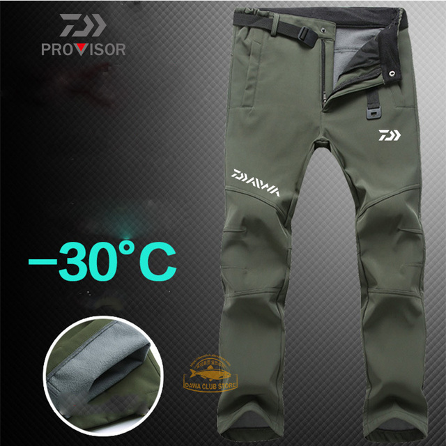 Fishing Pants Winter - Fishing A-Z