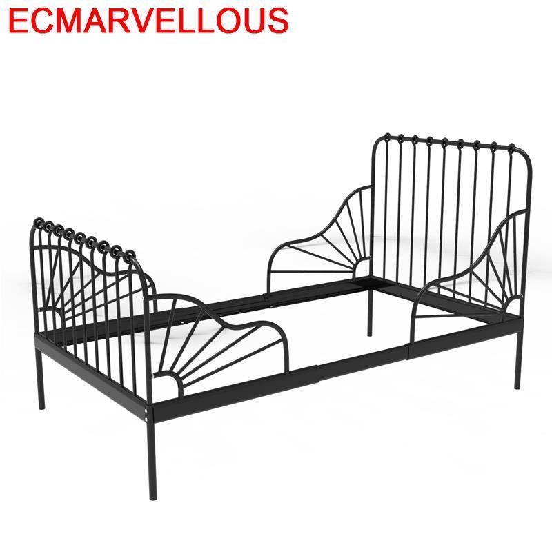 Girl Camerette Bedroom Ranza For Dormitorio Infantil Kinderbed Children's Adjustable Chambre Kinderbett Lit Enfant Kid Bed