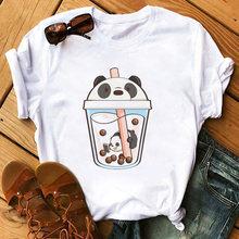 Женские футболки в стиле Харадзюку Женская милая женская футболка