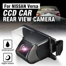 Камера заднего вида CCD для NISSAN Versa Livina Grand Pulsar GT-R Cube 350Z Infiniti G35 G37