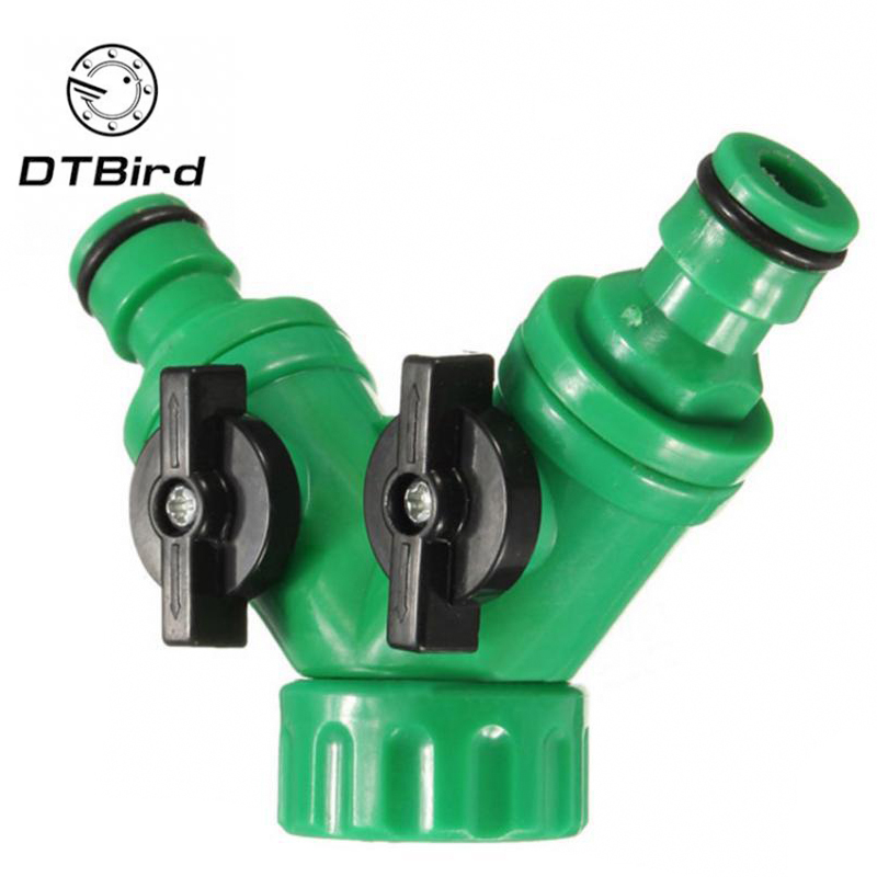 Three-way Ball Valves Are Widely Used In Garden Irrigation, Balcony Watering Flowers, Garden Irrigation, Car Washing, Garden Irr