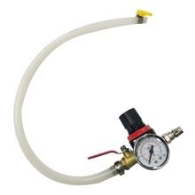 Comprobador de presión de radiador de refrigeración Universal para coche, Detector de tanque de agua, herramienta de comprobación para la mayoría de los coches, probador de presión de fugas