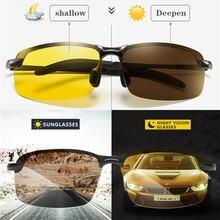 Мужские солнцезащитные очки zhiyi брендовые поляризационные