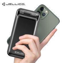 Jellico Power Bank 20000mAh USB tipo C PD cargador rápido carga rápida QC3.0 batería externa portátil para iPhone 11