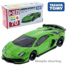 Baby Toys Car-Model-Kit Aventador 1:68 diecast Tomica Takara Tomy Hot No.-70-Lamborghini