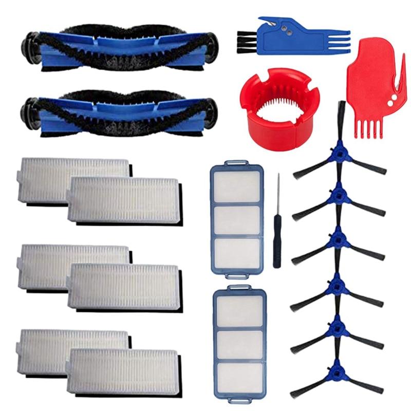 For Eufy Robovac Replace Kit Roll / Side Brush Filter Robovac 11S Robovac 30 C