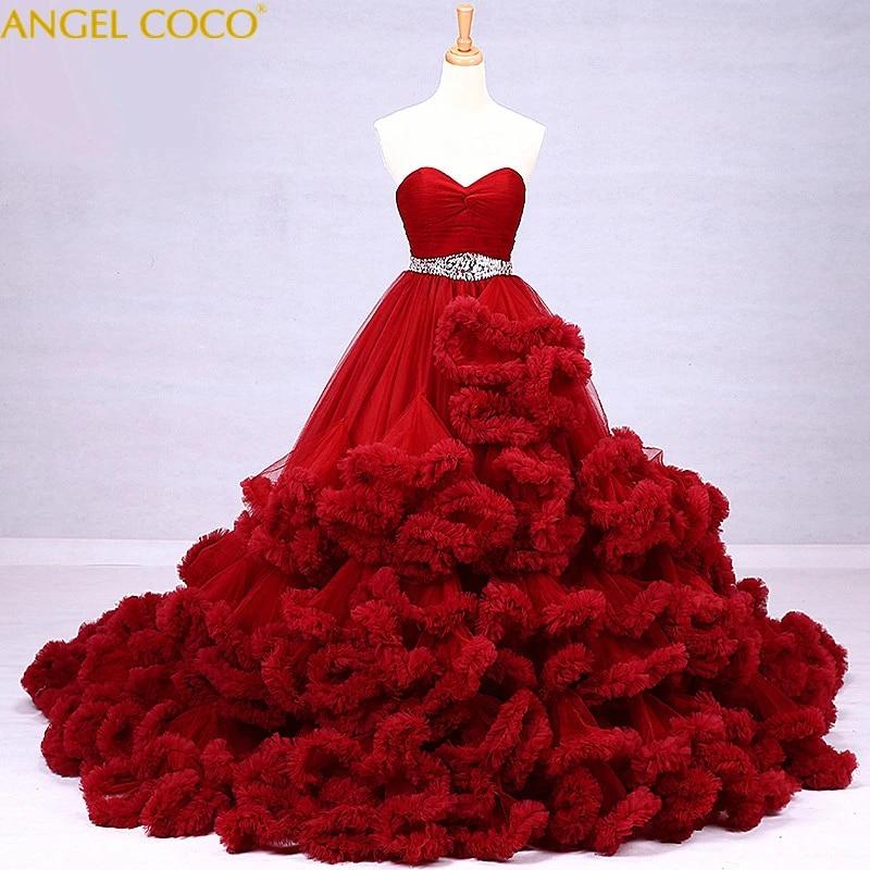 2020 Wedding Dresses Color