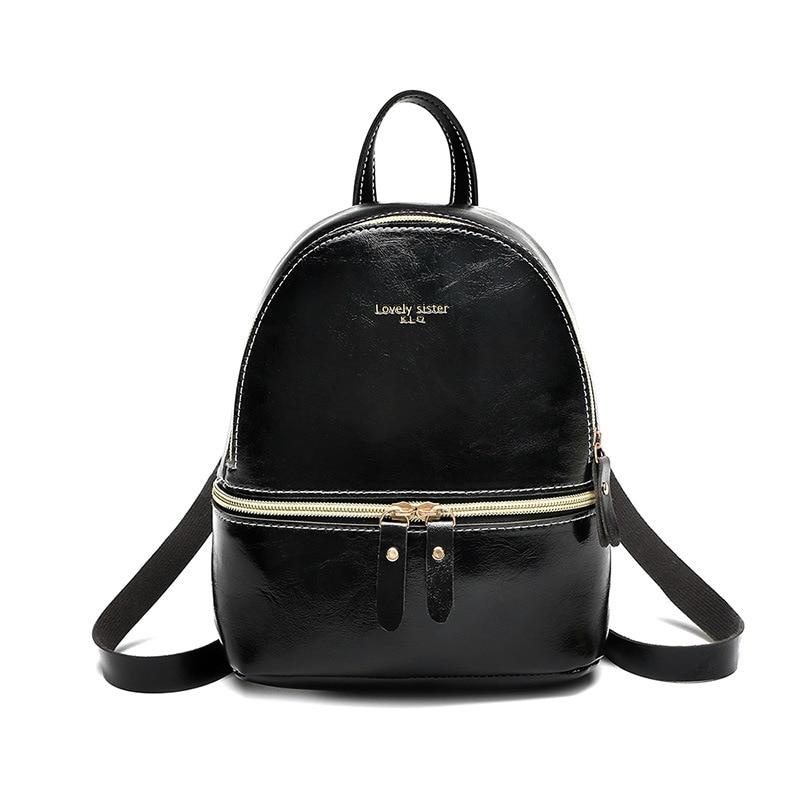 Vento Marea Leather Mini Backpack MultiFunction Small Backpack Purse Designer Famous Brand Women Bag Simple Shoulder Bag Mochila