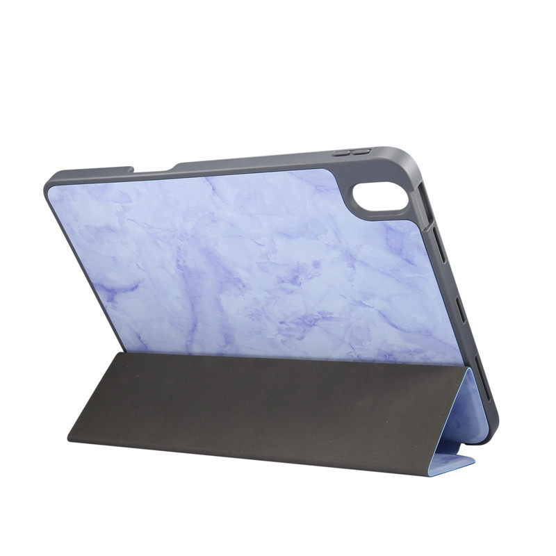 Apple Fundas Fold-Cover Tablet-Case Shell Air for Pencil-Holder with Shell Slot iPad