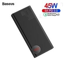 Baseus Power Bank 20000mAh Quick Charge 4.0 3.0 External Bat