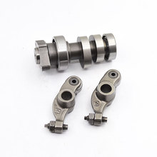 High Performance Motorcycle Camshaft Cam Shaft Rocker Arm Assy for HONDA XR 150 L XR150 CRF 150 F CRF150 NXR 150 NXR 150 CG 150 cheap 2088 CN(Origin) 10cm 150cc steel 0 5kg camshaft rocker arm High Quality 1 Cylinder ISO9001 XR150L CRF150F NXR150 CG150