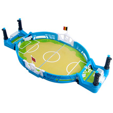 Football Shooting Match Double Players Battle Tabletop Game Mini Desktop Football Soccer Board Creative Gift for Children Te