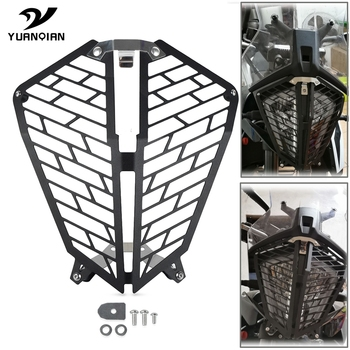 Motorcycle Aluminum Headlight Grille Guard For KTM 790 Adventure ADV 790 AdventureR/S 2019-2020 Headlight Covers Accessories
