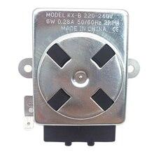 Земная звезда 6 Вт популярная свободно стоящая барбекю печь гриль синхронный двигатель переменного тока 220-240 В