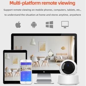 Image 3 - SONOFF GK 200MP2 B 1080P HD كاميرا IP واي فاي صغيرة في الهواء الطلق لاسلكية 360 الأشعة تحت الحمراء مراقبة الطفل كاميرا مراقبة الذكية جوجل المنزل اليكسا