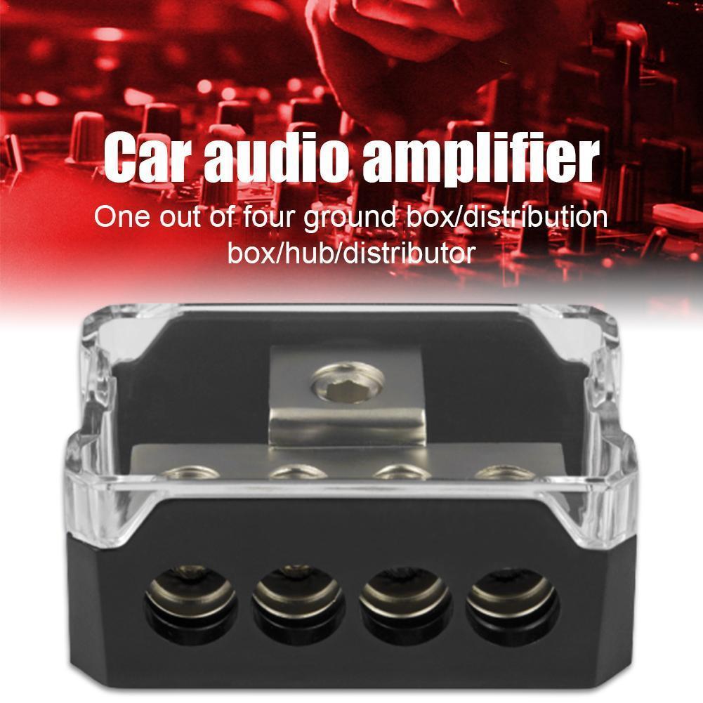 2 SPDP-1044 Platinum Series 1/0 Gauge In to 4 Gauge O0H8 Block Out Distribution Power G6H7