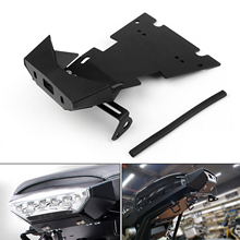 Artudatech License Plate Tail Light Bracket Turning signal Mount For BMW R NINE T 2014 2015 2016 Motorcycle Accessories Parts