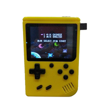Retro Handheld Games Console for Kids/Adults, 168 Classic Games 8 Bit Games 3 Inch Screen Video Games with Av Cable Play on Tv (